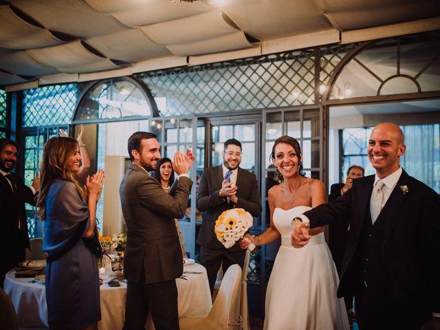 Il matrimonio di Gianluca e Claudia a Napoli, Napoli 57