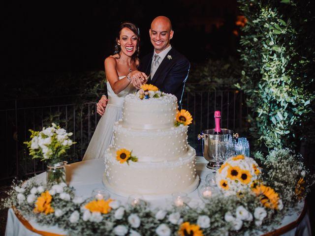 Il matrimonio di Gianluca e Claudia a Napoli, Napoli 71