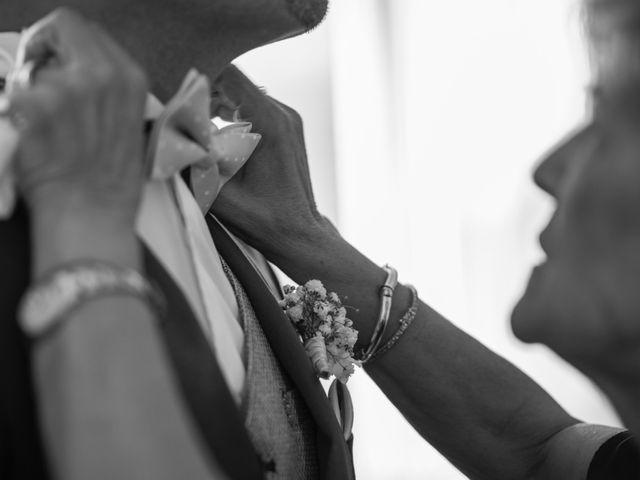 Il matrimonio di Christian e Ketty a Besate, Milano 1