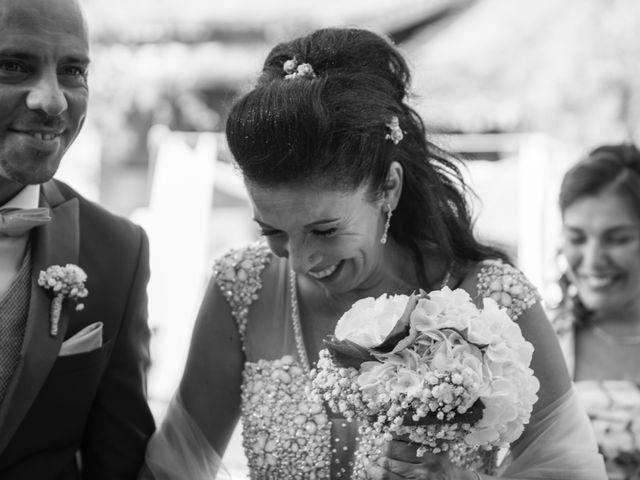 Il matrimonio di Christian e Ketty a Besate, Milano 8