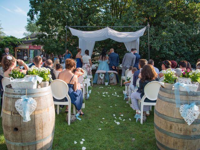 Il matrimonio di Christian e Ketty a Besate, Milano 14