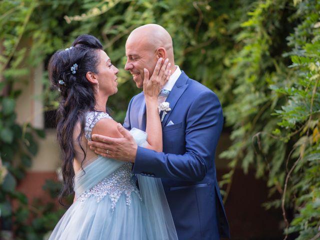 Il matrimonio di Christian e Ketty a Besate, Milano 16