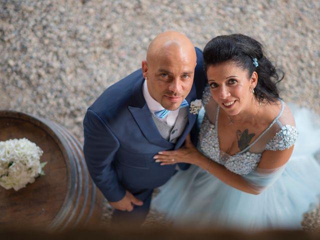 Il matrimonio di Christian e Ketty a Besate, Milano 22