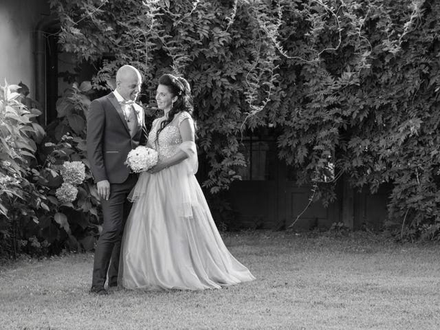 Il matrimonio di Christian e Ketty a Besate, Milano 25
