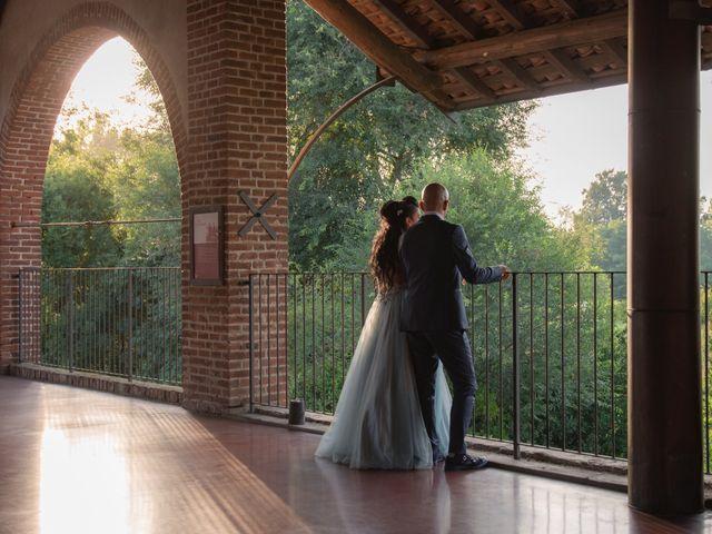 Il matrimonio di Christian e Ketty a Besate, Milano 26