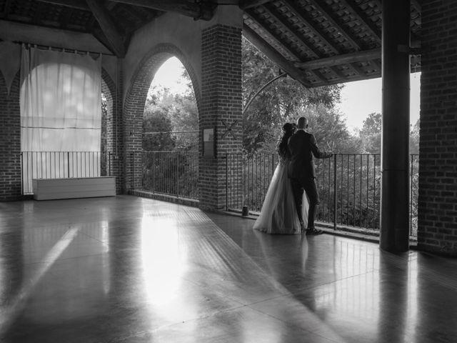 Il matrimonio di Christian e Ketty a Besate, Milano 27