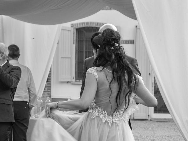 Il matrimonio di Christian e Ketty a Besate, Milano 28