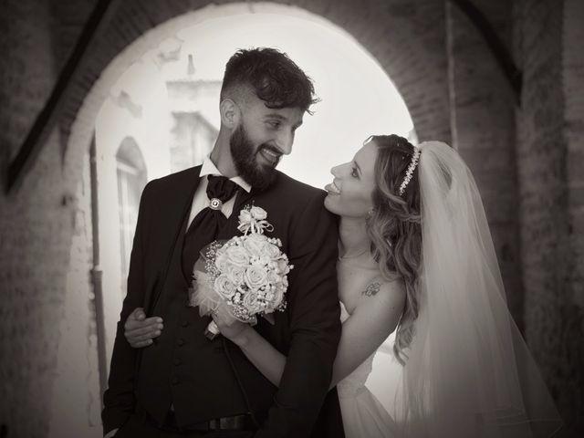 le nozze di Ludovica e Matteo