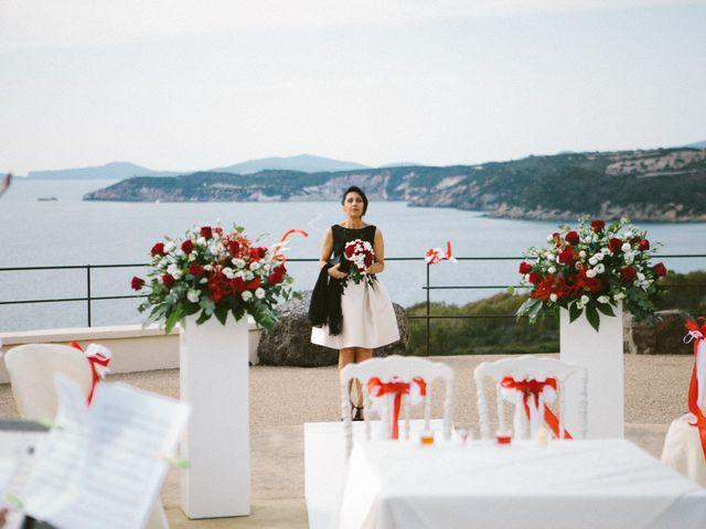 Il matrimonio di David e Jessica a Alghero, Sassari 9