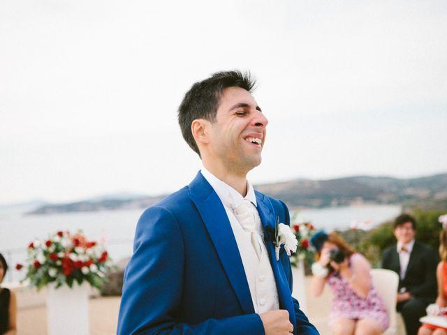 Il matrimonio di David e Jessica a Alghero, Sassari 11