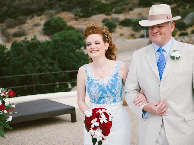 Il matrimonio di David e Jessica a Alghero, Sassari 12