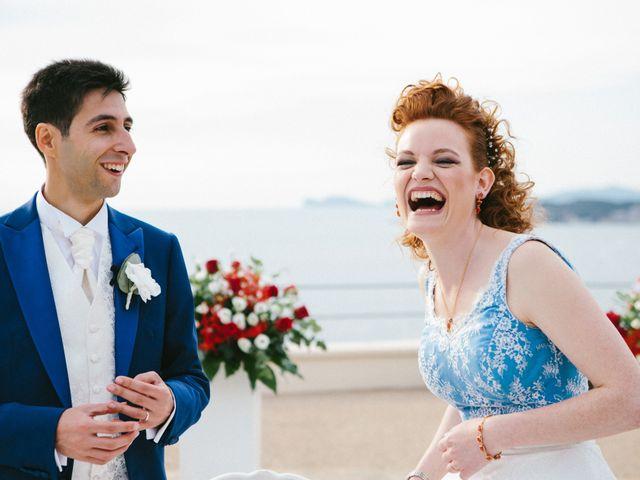 Il matrimonio di David e Jessica a Alghero, Sassari 14