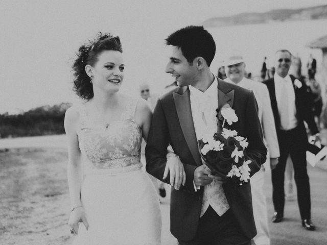Il matrimonio di David e Jessica a Alghero, Sassari 18