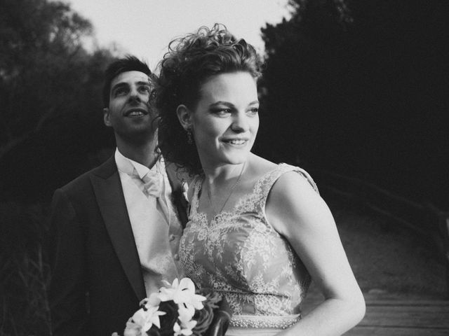 Il matrimonio di David e Jessica a Alghero, Sassari 1