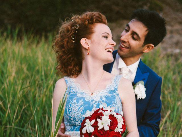 Il matrimonio di David e Jessica a Alghero, Sassari 34