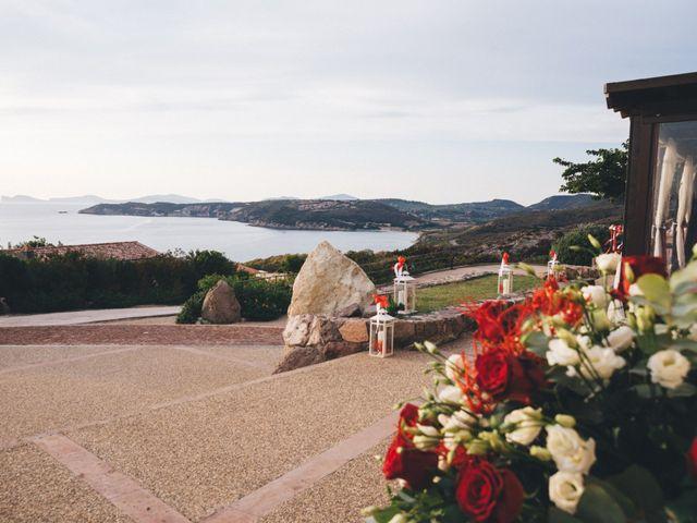 Il matrimonio di David e Jessica a Alghero, Sassari 24