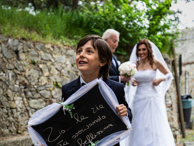 Il matrimonio di Marco e Marcella a Sestri Levante, Genova 32