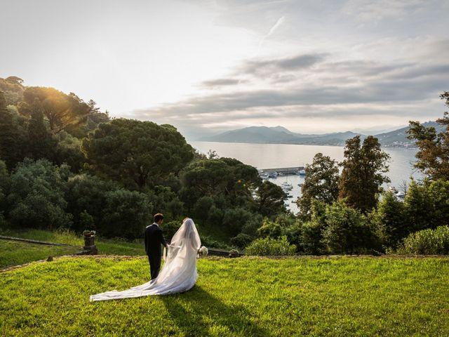 Il matrimonio di Marco e Marcella a Sestri Levante, Genova 61