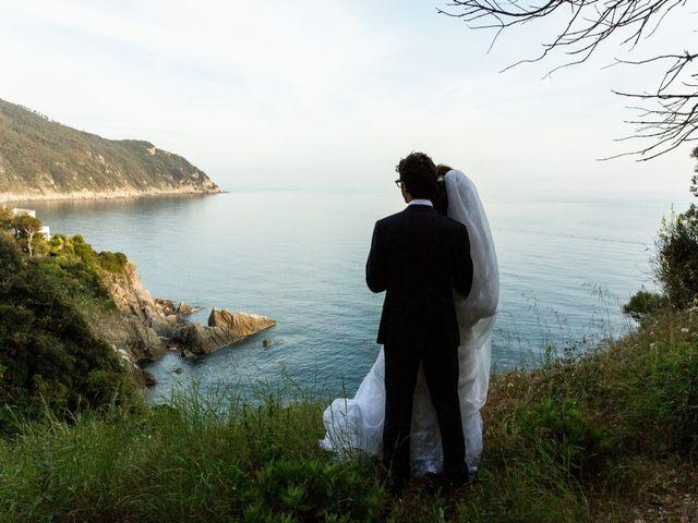 Il matrimonio di Marco e Marcella a Sestri Levante, Genova 63