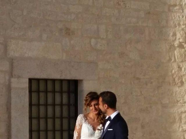 Il matrimonio di Simona Arnone e Giuseppe Adessi a Bisceglie, Bari 1