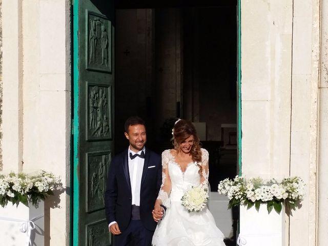 Il matrimonio di Simona Arnone e Giuseppe Adessi a Bisceglie, Bari 3
