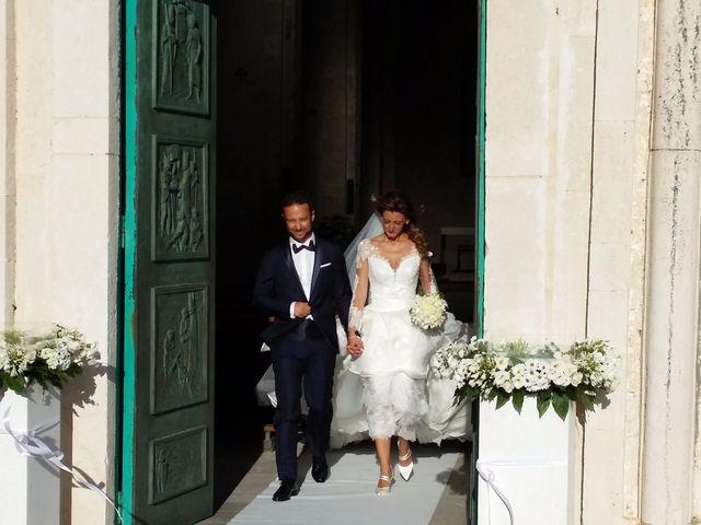 Il matrimonio di Simona Arnone e Giuseppe Adessi a Bisceglie, Bari 4
