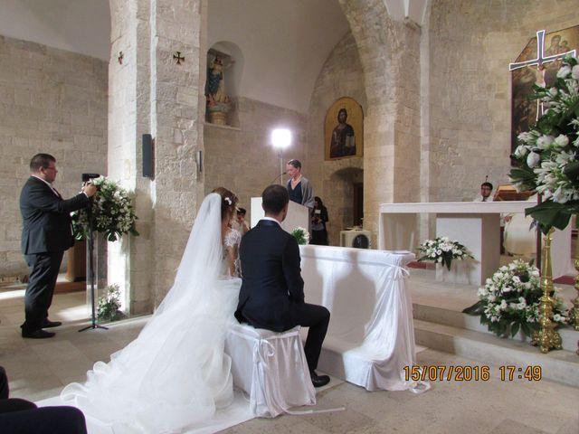 Il matrimonio di Simona Arnone e Giuseppe Adessi a Bisceglie, Bari 5