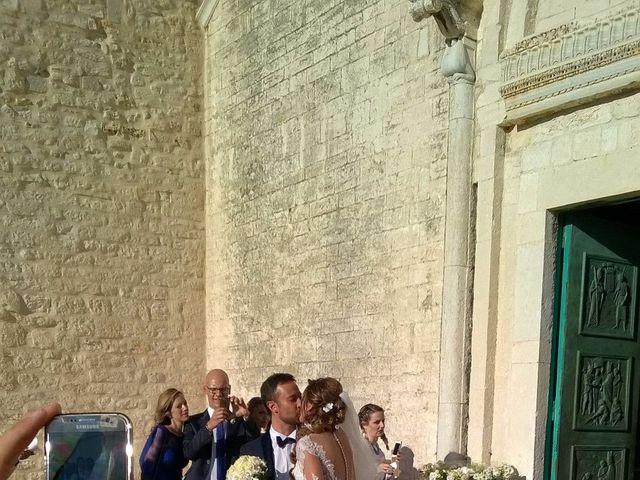 Il matrimonio di Simona Arnone e Giuseppe Adessi a Bisceglie, Bari 6