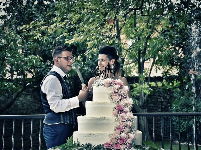 Il matrimonio di Marco e Sefora a Trescore Balneario, Bergamo 11
