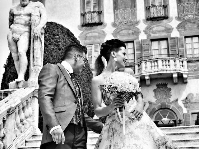 Il matrimonio di Marco e Sefora a Trescore Balneario, Bergamo 14