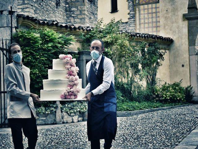 Il matrimonio di Marco e Sefora a Trescore Balneario, Bergamo 15