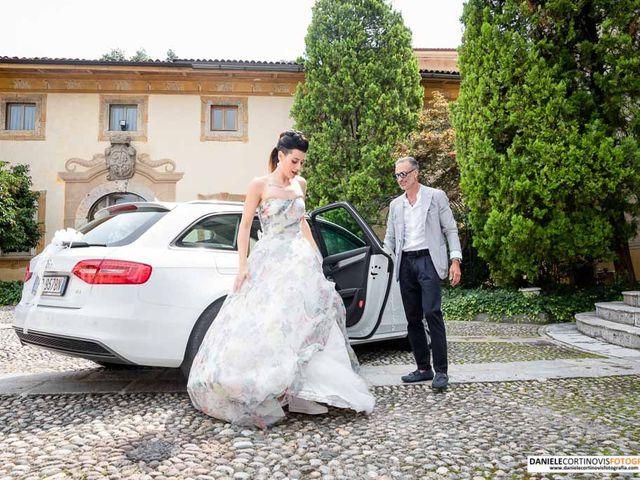 Il matrimonio di Marco e Sefora a Trescore Balneario, Bergamo 31