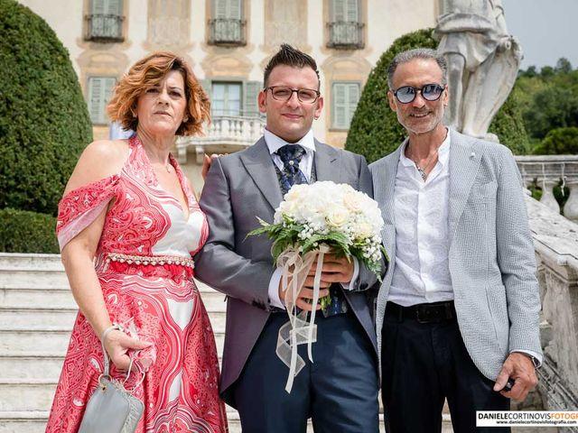 Il matrimonio di Marco e Sefora a Trescore Balneario, Bergamo 32