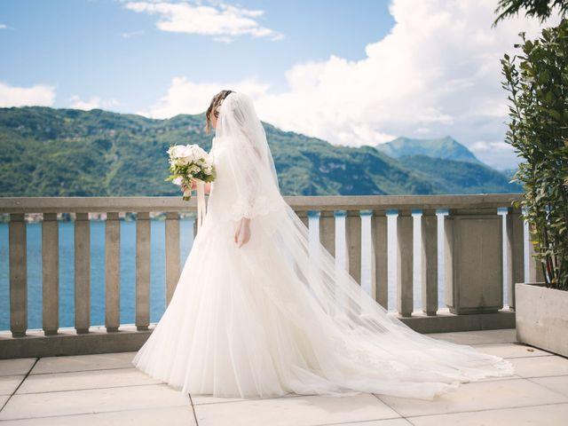 Il matrimonio di Gianluca e Katia a Mandello del Lario, Lecco 18