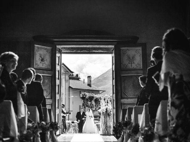 Il matrimonio di Gianluca e Katia a Mandello del Lario, Lecco 24