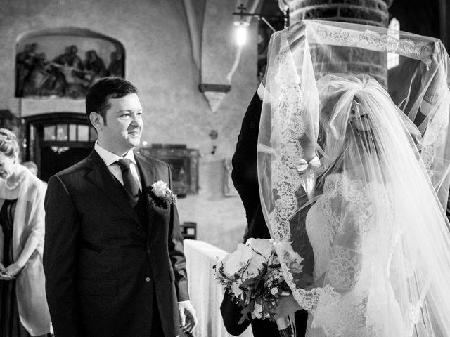 Il matrimonio di Gianluca e Katia a Mandello del Lario, Lecco 26