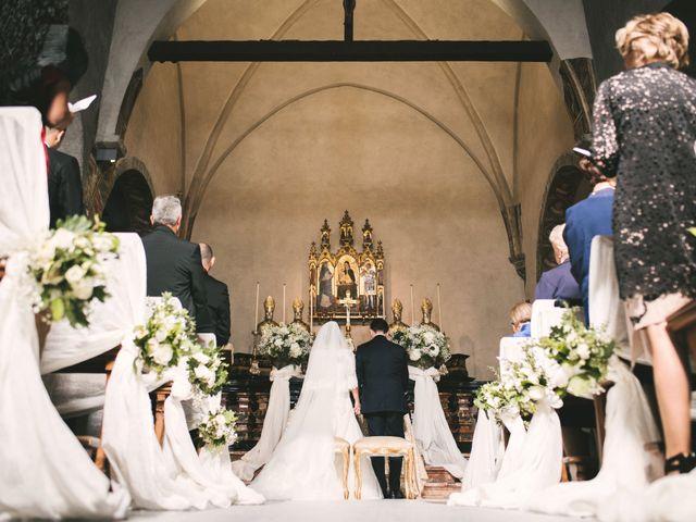 Il matrimonio di Gianluca e Katia a Mandello del Lario, Lecco 30