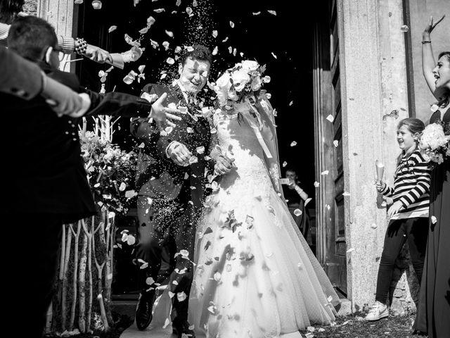 Il matrimonio di Gianluca e Katia a Mandello del Lario, Lecco 33
