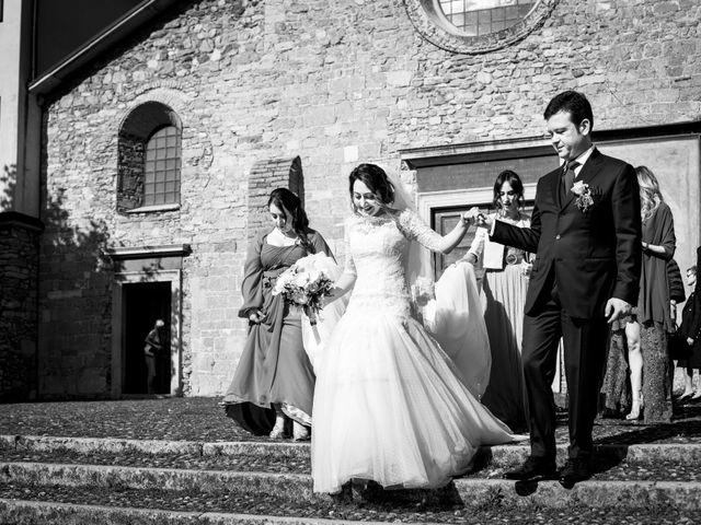 Il matrimonio di Gianluca e Katia a Mandello del Lario, Lecco 35