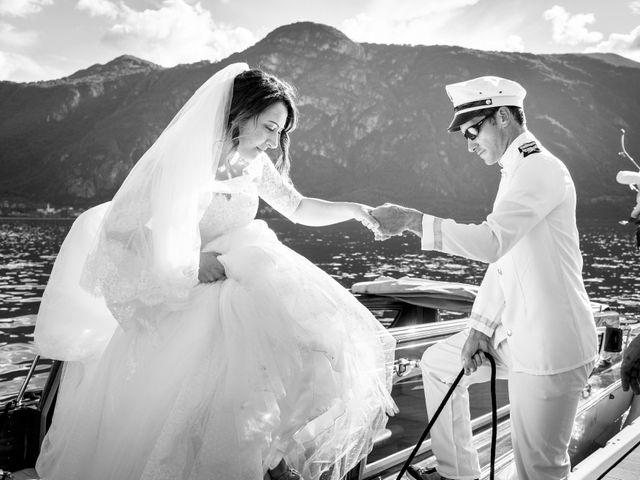 Il matrimonio di Gianluca e Katia a Mandello del Lario, Lecco 38