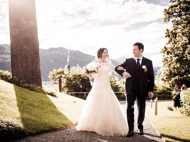 Il matrimonio di Gianluca e Katia a Mandello del Lario, Lecco 41
