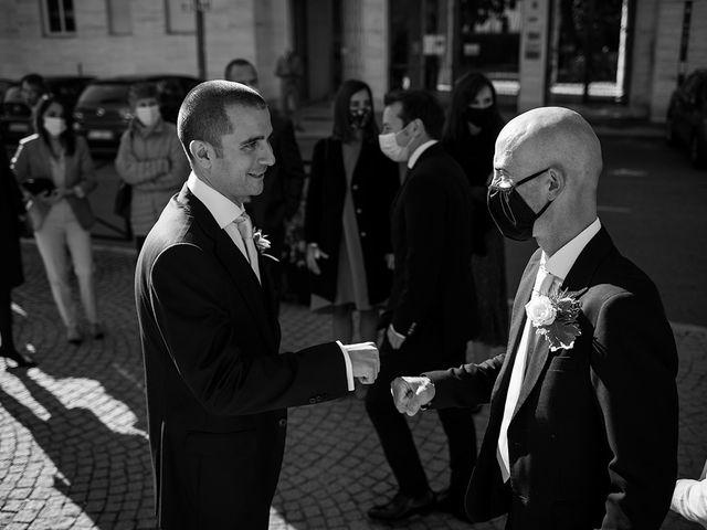 Il matrimonio di Michela e Giacomo a Monza, Monza e Brianza 29