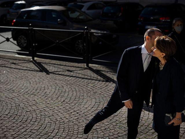 Il matrimonio di Michela e Giacomo a Monza, Monza e Brianza 30
