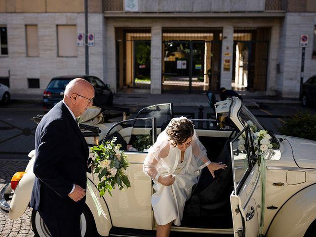 Il matrimonio di Michela e Giacomo a Monza, Monza e Brianza 33