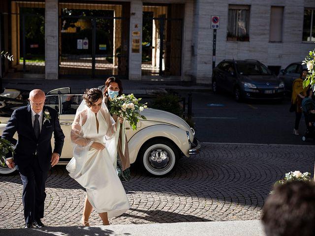 Il matrimonio di Michela e Giacomo a Monza, Monza e Brianza 34