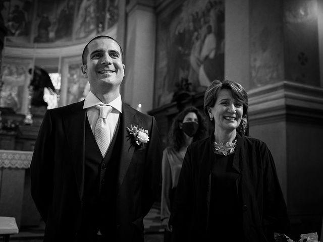 Il matrimonio di Michela e Giacomo a Monza, Monza e Brianza 35