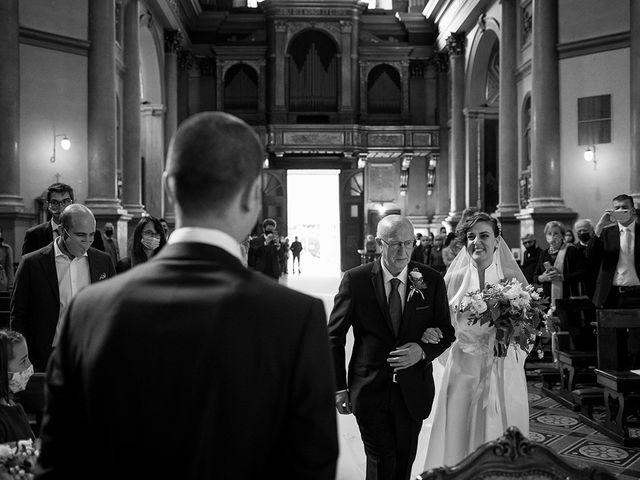 Il matrimonio di Michela e Giacomo a Monza, Monza e Brianza 36