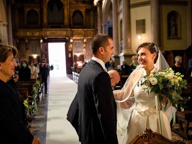 Il matrimonio di Michela e Giacomo a Monza, Monza e Brianza 37