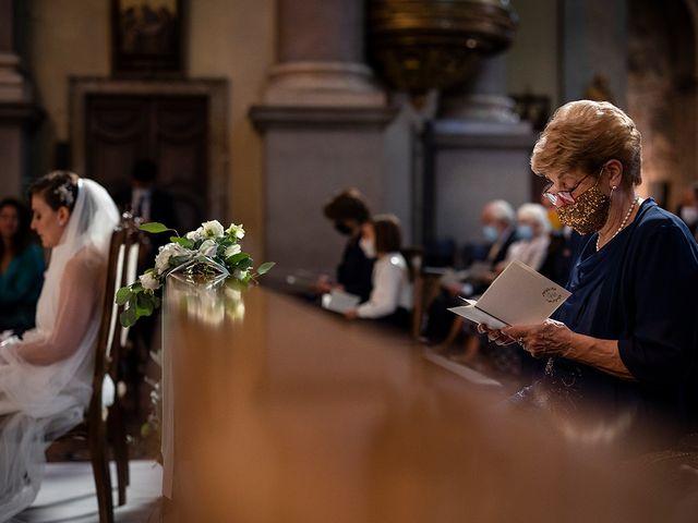 Il matrimonio di Michela e Giacomo a Monza, Monza e Brianza 40