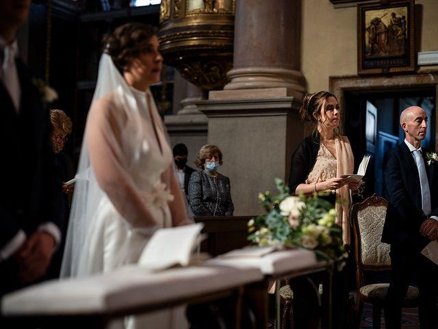 Il matrimonio di Michela e Giacomo a Monza, Monza e Brianza 42
